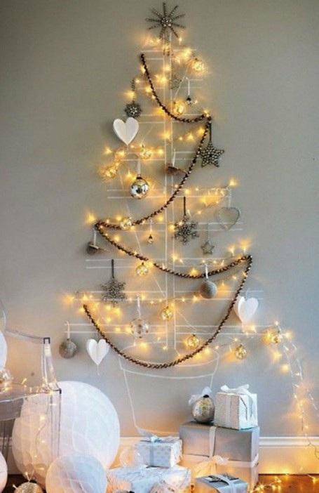Ngôi nhà đẹp lung linh nhờ đèn trang trí mùa Giáng sinh - 4