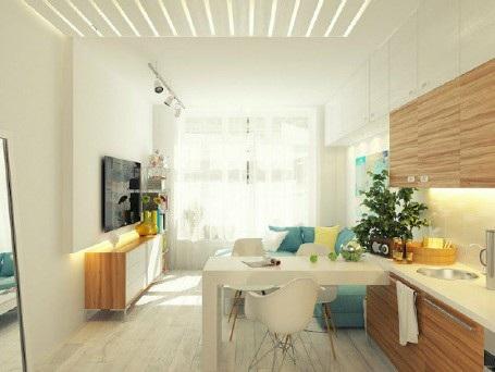 Thiết kế không gian mở - giải pháp tối ưu cho nhà bếp nhỏ hẹp - 5