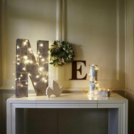 Ngôi nhà đẹp lung linh nhờ đèn trang trí mùa Giáng sinh - 7