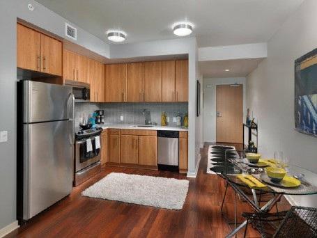 Thiết kế không gian mở - giải pháp tối ưu cho nhà bếp nhỏ hẹp - 9