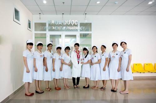 Học dược sĩ - điều dưỡng tại Trường Cao đẳng công nghệ thương mại Hà Nội 2015 - 1