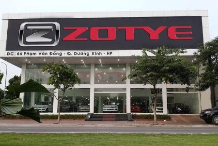 Bộ 3 Zotye chính thức ra mắt tại Việt Nam - 1