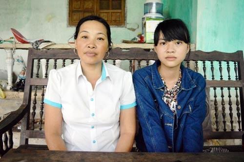 Em Bùi Kiều Nhi đã toại nguyện mơ ước được học ở Học viện Chính trị CAND.