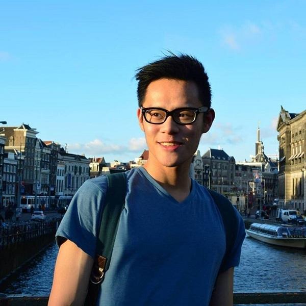Anh chàng điển trai Vương Gia Hiếu từng là Chủ tịch Hội SV Việt Nam tại ĐH Warwick (2013-2014), Anh quốc.
