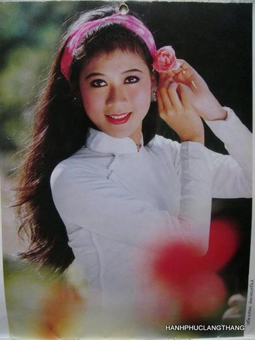 """Vẻ đẹp """"triệu người mê"""" của Nữ hoàng ảnh lịch Diễm Hương - 1"""