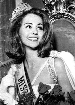 Cựu hoa hậu hoàn vũ qua đời vì ung thư - 1