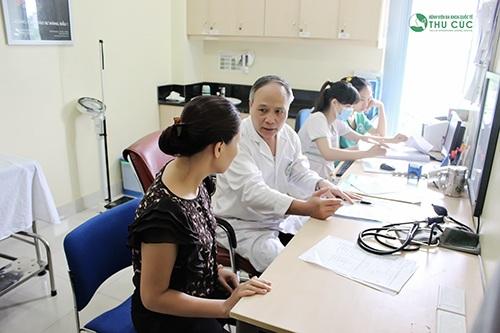 Tại Bệnh viện Thu Cúc, bạn sẽ được các chuyên gia y tế hàng đầu trực tiếp thăm khám, điều trị (nếu có bệnh)
