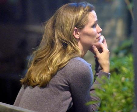 Jennifer Garner từng rất suy sụp sau khi ly hôn