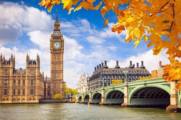 Đừng lỡ hẹn với mùa thu thiên đường Anh quốc - 1