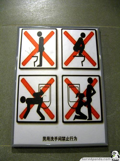 Những biển báo giao thông khiến bạn không thể nhịn cười - 10