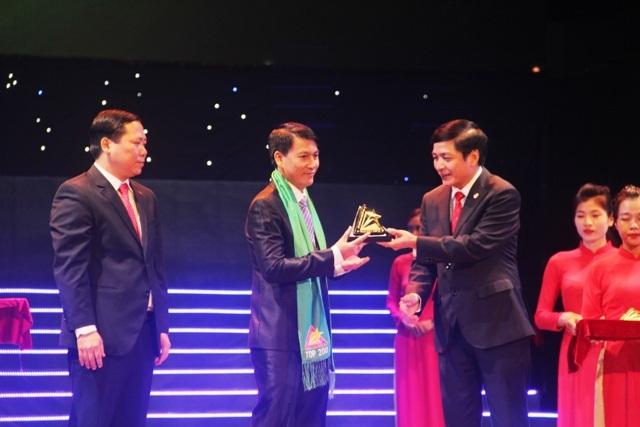 Công ty TNHH Đầu tư thủy sản Nam Miền Trung: Nhân tố mới của Sao Vàng đất Việt 2015 - 2