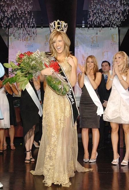 Hoa hậu Nevada Katherine Rees đã bị tước danh hiệu vào năm 2006 sau khi những hình ảnh khiêu dâm của cô này tràn ngập trên các trang mạng trực tuyến. Kể từ đó, Katherine thường xuyên bị bắt vì tội tàng trữ và buôn bán ma túy tổng hợp.