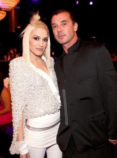 Gwen Stefani và chồng cũ Gavin Rossdale