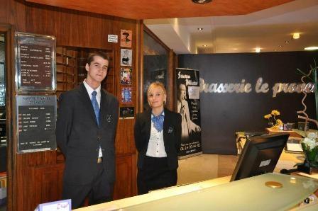 Hội thảo Du học Quản trị Khách sạn tại Thụy Sĩ, Pháp, Anh, Singapore - 1