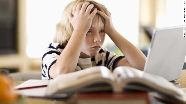 9 cách để phụ huynh giúp học sinh vượt qua stress - 1