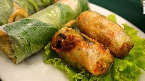 Những món ăn Việt được khách nước ngoài yêu thích - 3