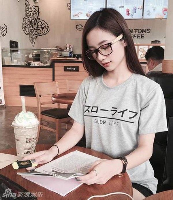 """9X xinh đẹp được báo Trung Quốc mệnh danh """"cô gái trà sữa Việt"""" - 1"""