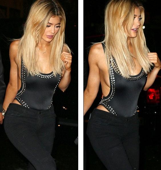 Kylie nổi bật trên đường phố New York