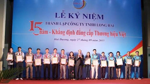 15 năm khẳng định đẳng cấp thương hiệu Việt! - 2