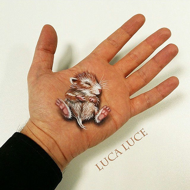 Những kiệt tác 3D trong lòng bàn tay - 6