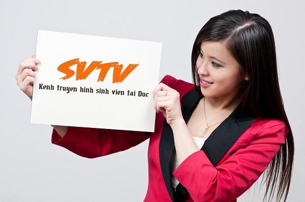Nữ sinh xinh đẹp sáng lập kênh truyền hình SV Việt tại Đức - 1