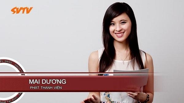 Nữ sinh xinh đẹp sáng lập kênh truyền hình SV Việt tại Đức - 2