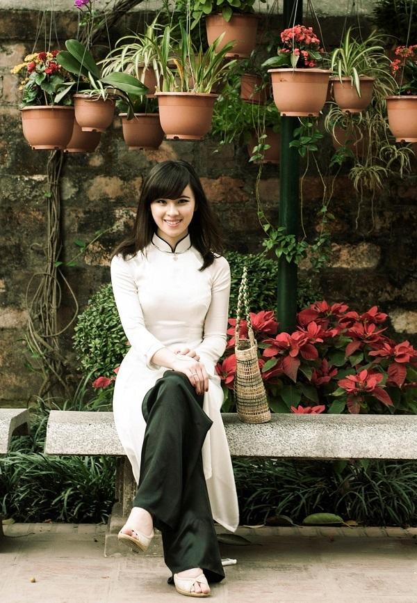 Nữ sinh xinh đẹp sáng lập kênh truyền hình SV Việt tại Đức - 3