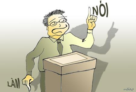 """Dối trá, tham nhũng, """"rửa tai"""" & dân chủ - 1"""