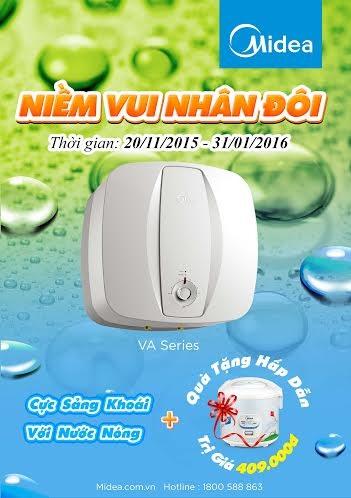 Chọn mua máy nước nóng bảo vệ sức khỏe gia đình - 3