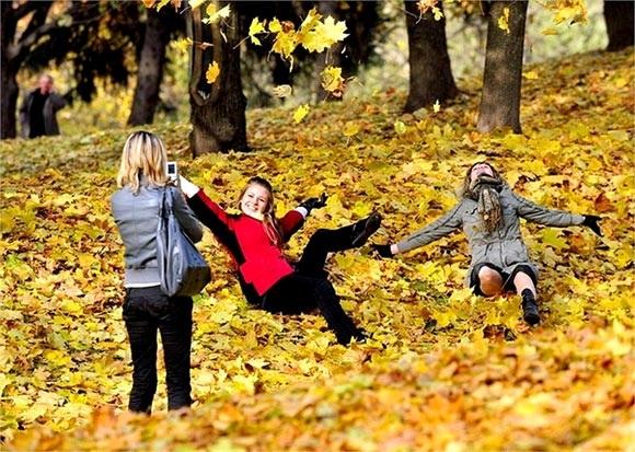 Đắm say trong sắc vàng mùa thu cổ tích nước Nga - 2