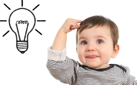 Năng khiếu của trẻ em được hình thành và phát triển từ rất sớm (Ảnh: Internet)
