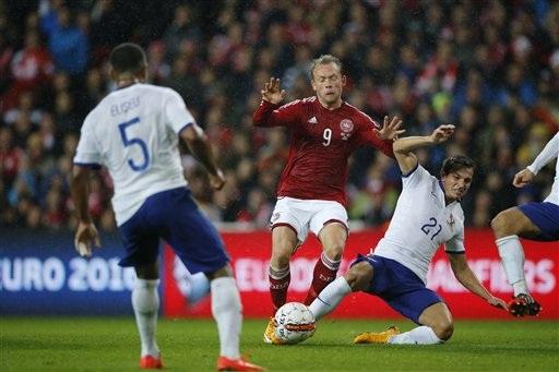 Đan Mạch quyết tâm đánh bại Bồ Đào Nha tại Braga