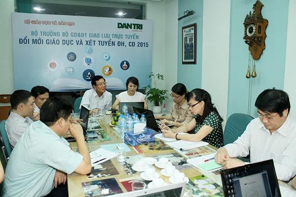 Bộ trưởng Phạm Vũ Luận: Rộng cửa cho thí sinh lựa chọn cơ hội vào đại học - 3
