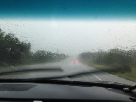 Kinh nghiệm lái xe trong điều kiện xấu - 2