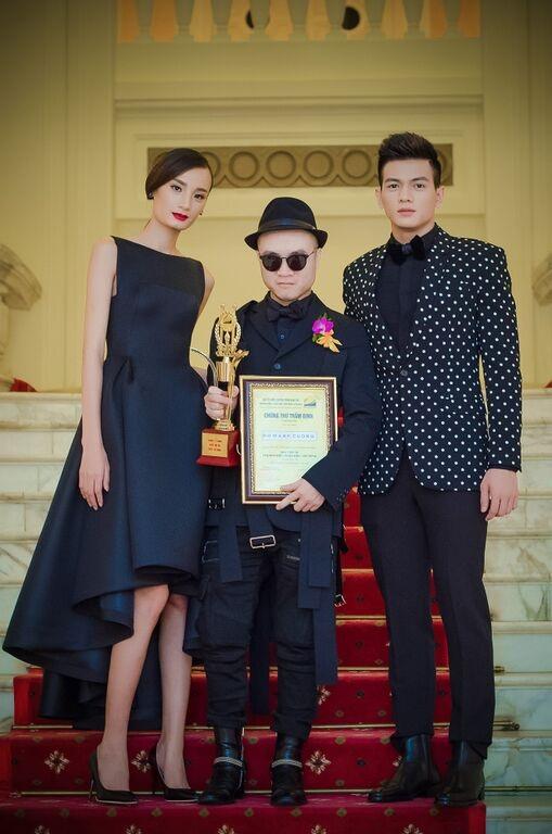 Đỗ Mạnh Cường được vinh danh top 10 thương hiệu Việt - 4
