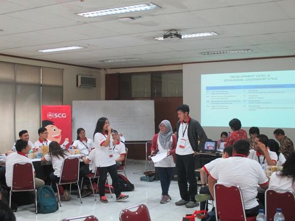"""""""SCG Young Leaders"""" là một chương trình rất thiết thực dành cho sinh viên – hình ảnh chương trình tại Indonesia"""