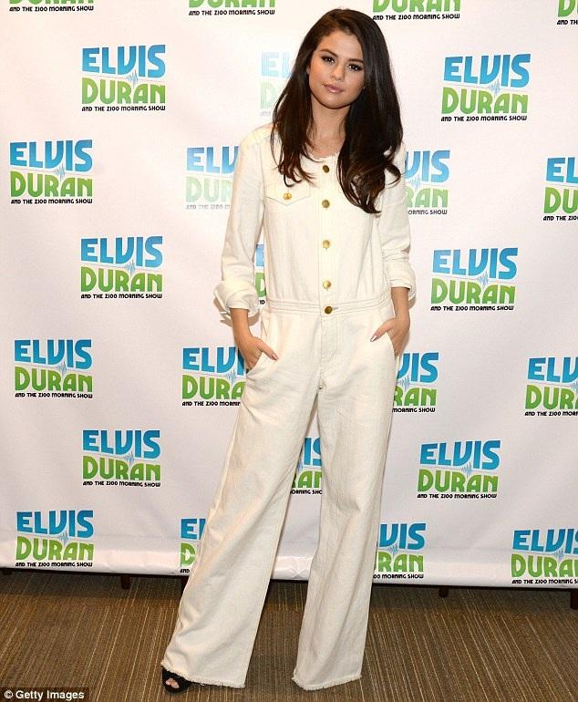 Selena hào hứng với kế hoạch biểu diễn và tái ngộ người hâm mộ