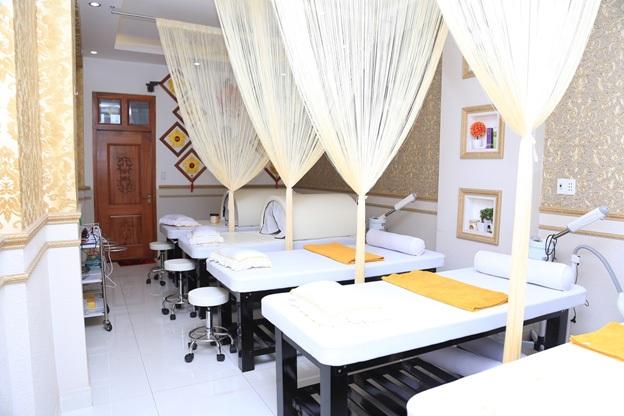 Anna Spa là nơi quy tụ những tổ hợp liệu pháp và làm đẹp chuyên nghiệp cùng hệ thống trang thiết bị áp dụng công nghệ hiện đại nhất