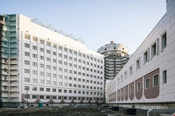 """Choáng với """"nhà tù 5 sao"""" lớn nhất châu Âu của nước Nga - 2"""