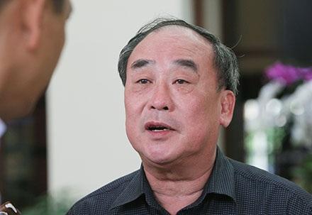 Đại biểu Trần Ngọc Vinh.