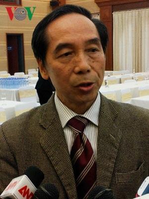 Ông Nguyễn Lương Trào, Chủ tịch Hiệp hội xuất khẩu lao động Việt Nam