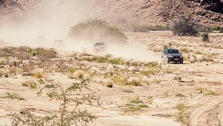 Khám phá vùng đất Namibia kì thú cùng BMW và Leica - 1