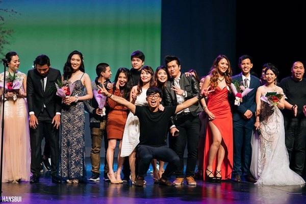 Chung kết Miss University 2015: Nữ sinh Việt tại Úc khoe tài sắc - 17
