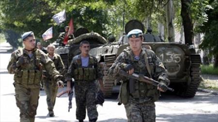 Miền Đông Ucraina trước nguy cơ chiến tranh toàn diện mới - 1