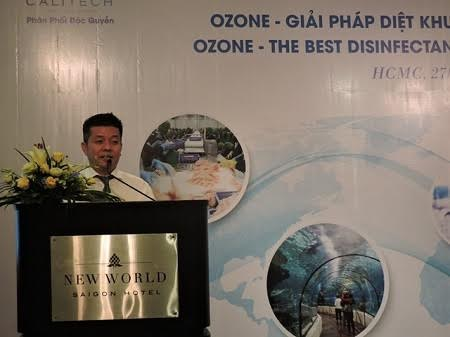 Công nghệ diệt khuẩn bằng Ozone: Giải pháp bảo vệ sức khỏe - 1