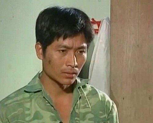 Quốc Tuấn trong phim Người thổi tù và hàng tổng.