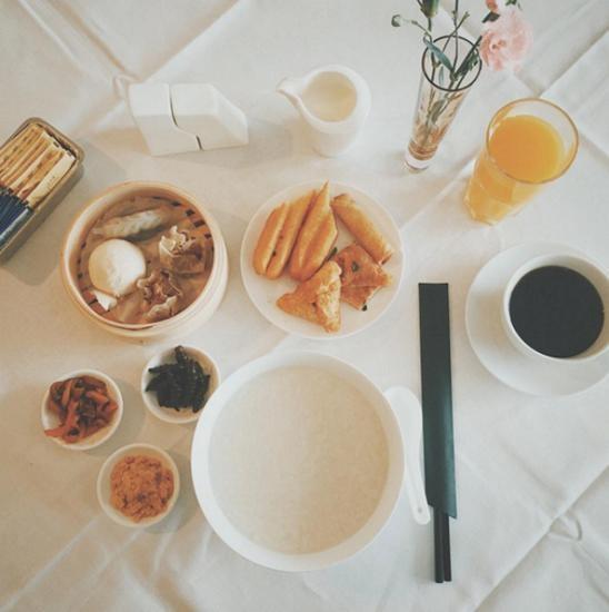 Khám phá bữa sáng của các siêu mẫu hàng đầu thế giới - 1