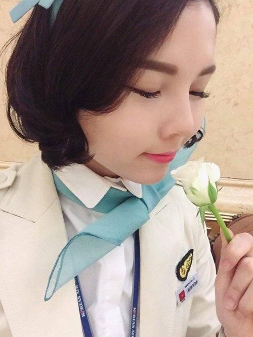 Thanh Thủy, cô gái Việt làm việc tại hãng hàng không Hàn Quốc