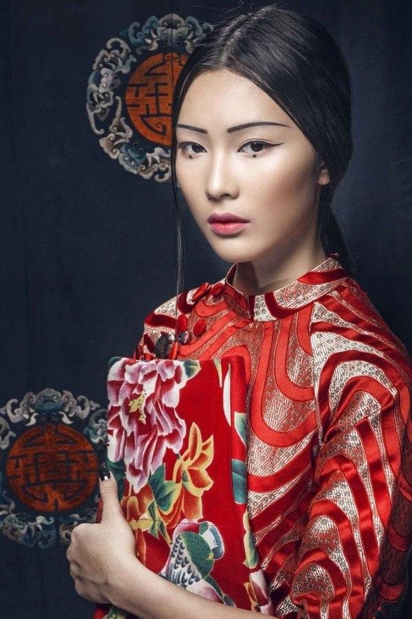 Helly Tống - cô nàng xinh đẹp cao 1m72.