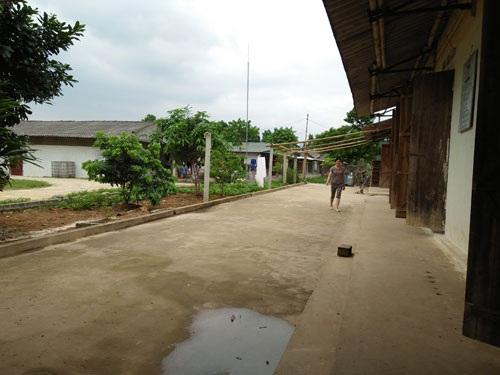 Một góc trang trại của  ông Nguyễn Ngọc Sáng ở xóm Đa, xã Tân Mỹ, huyện Lạc Sơn (Hòa Bình). Ảnh: V.T